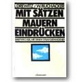 Drewitz, Buchacker 1979 – Mit Sätzen Mauern eindrücken