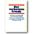 Erk, Drewitz (Hg.) 1982 – Der verbotene Friede