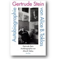Stein 1956 – Autobiographie von Alice B
