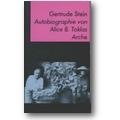 Stein 1985 – Autobiographie von Alice B