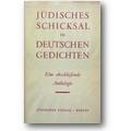 Kaznelson (Hg.) 1959 – Jüdisches Schicksal in deutschen Gedichten