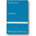 Krolow 1985 – Gedichte