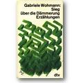 Wohmann 1960 – Sieg über die Dämmerung