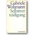 Wohmann 1971 – Selbstverteidigung