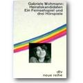 Wohmann 1981 – Heiratskandidaten