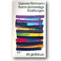 Wohmann 1981 – Komm donnerstags