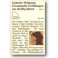 Wohmann 1986 – Gesammelte Erzählungen aus dreißig Jahren
