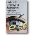 Wohmann 1991 – Schreiben müssen