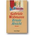Wohmann 1970 – Ernste Absicht