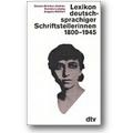 Brinker-Gabler, Ludwig et al. 1986 – Lexikon deutschsprachiger Schriftstellerinnen