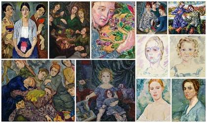 Werke von Helene Funke