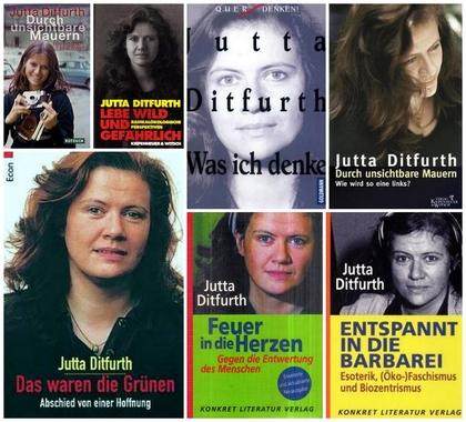 Resultado de imagen de Jutta Ditfurth: Das waren die Grünen. Abschied von einer Hoffnung.