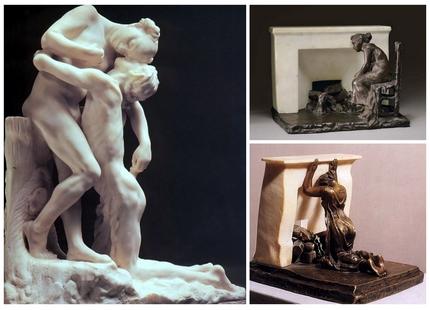 Werke von Camille Claudel
