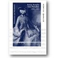 Debuch 2001 – Anna Amalia von Preußen