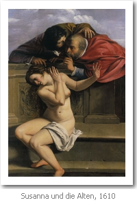 Artemisia Gentileschi: Susanna und die Alten, 1610