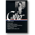 Cather 1996 – Later Novels