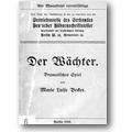 Becker 1916 – Der Wächter