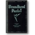 Becker 1926 – Brandherd Paris