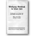 Becker, Levetzow (Hg.) 1910 – Wolfgang Kirchbach in seiner Zeit