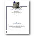 Dokumentation zur Verleihung des Carl-von-Ossietzky-Preises 2008