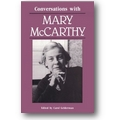Gelderman (Hg.) 1991 – Conversations with Mary McCarthy