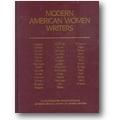 Showalter (Hg.) 1991 – Modern American women writers