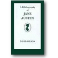 Gilson 1997 – A bibliography of Jane Austen