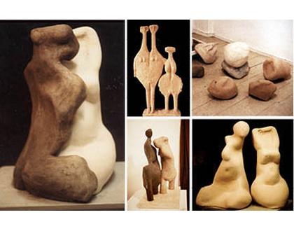 Werke von Doli Hilbert