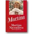 Navratilova, Vecsey 1985 – Martina