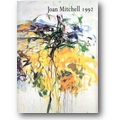 Ashbery 1993 – Joan Mitchell 1992