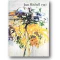 Ashbery 1993 – Joan Mitchell 1992