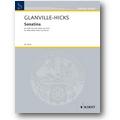 Glanville-Hicks 1941 – Sonatina für Altblockflöte Flöte