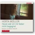 Müller 2010 – Heute wär ich mir lieber