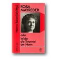 Bubeniček (Hg.) 1986 – Rosa Mayreder