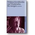 Szymborska 1995 – Auf Wiedersehn