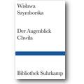 Szymborska 2005 – Der Augenblick