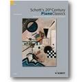 Emonts, Mohrs (Hg.) 2008 – Schott's 20th century piano classics