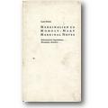 Moholy 1972 – Marginalien zu Moholy-Nagy