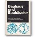 Neumann (Hg.) 1971 – Bauhaus und Bauhäusler