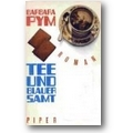 Pym 1990 – Tee und blauer Samt