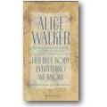 Walker 1993, c1991 – Her blue body everything we