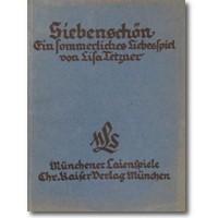 Tetzner 1926 – Siebenschön