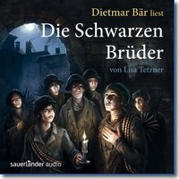 Tetzner 2014 – Dietmar Bär liest Die Schwarzen