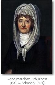 Anna Pestalozzi