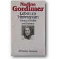 Gordimer 1987 – Leben im Interregnum