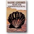Gordimer 1997 – Nicht zur Veröffentlichung