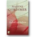 Gordimer 2010 – Anlaß zu lieben
