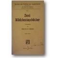Bühler (Hg.) 1927 – Zwei Mädchentagebücher