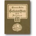 Sylva 1903f. – Geflüsterte Worte [Essays und Lyrik]