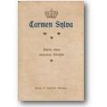 Sylva 1913 – Briefe einer einsamen Königin